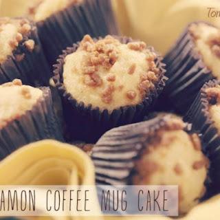 Cinnamon Coffee Mug Cake