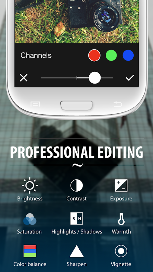 Camly Pro – Photo Editor- screenshot