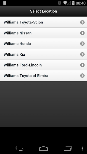 Williams Auto Group Inc.