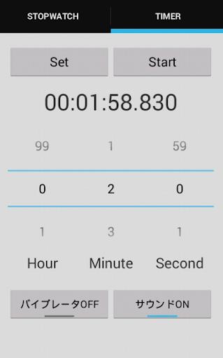 無料生产应用AppのStopwatch And Timer|HotApp4Game