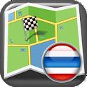 Thailand Offline Navigation icon