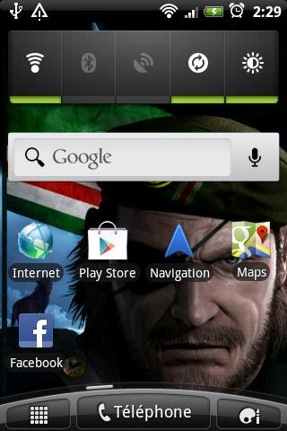 Chechen Warrior & Flag- screenshot
