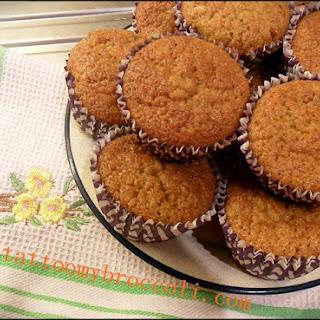 Cardamom Carrot Muffins