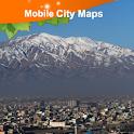 Kabul Street Map logo