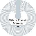 NFC Mifare Classic Scanner icon