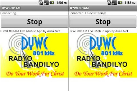 DYWC 801 AM Live Stream - screenshot thumbnail