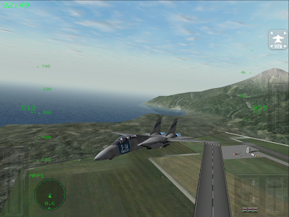 F18 Carrier Landing Lite Screenshot 9
