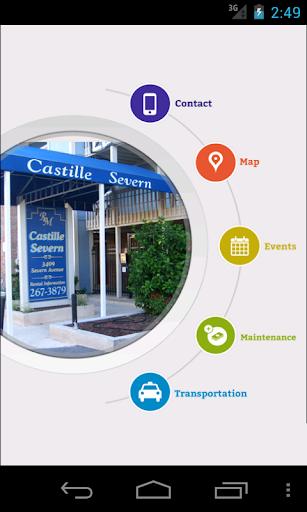 Castille Severn Resident App