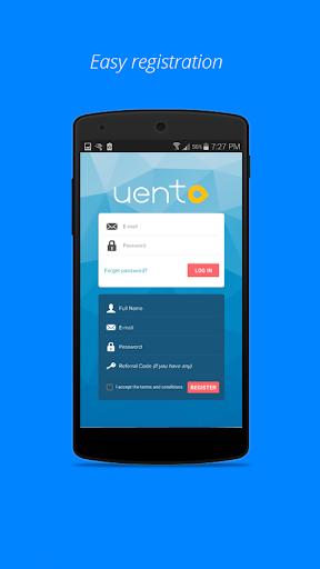 Uento – Make / Earn money