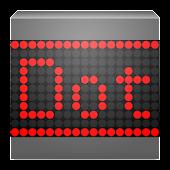 LED Dot Display