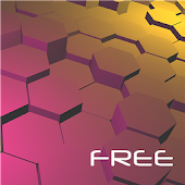 Honeycomb 3D Live Wallpaper Fr