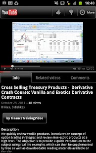 FourQuants - Finance Courses- screenshot thumbnail