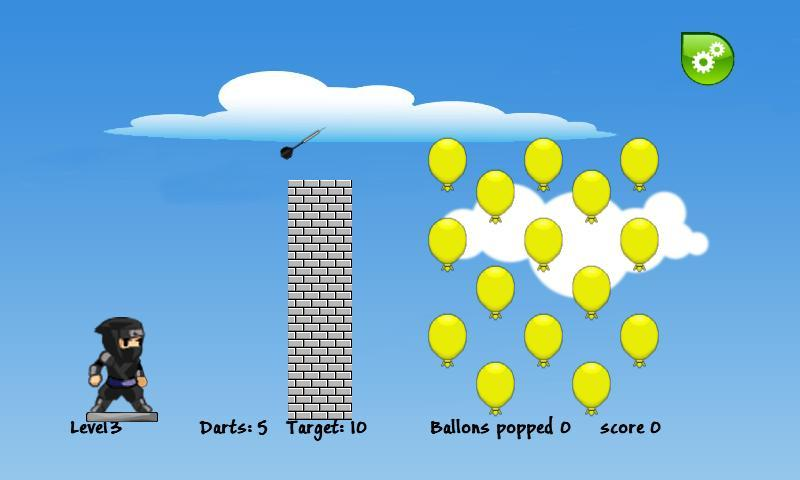 Balloon Ninja - screenshot