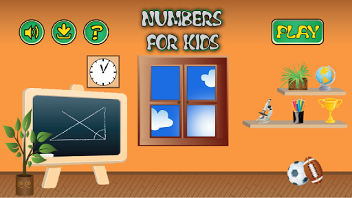 Numbers for Kids and Toddlers