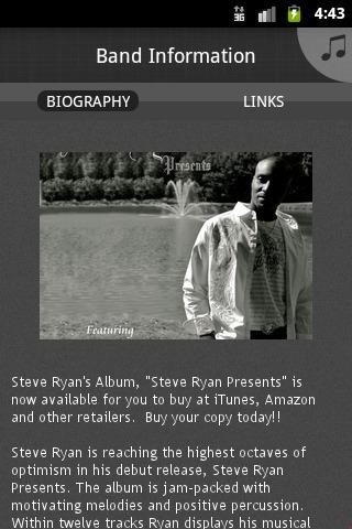 Steve Ryan - screenshot