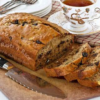 Banana Nut Chocolate Chip Bread