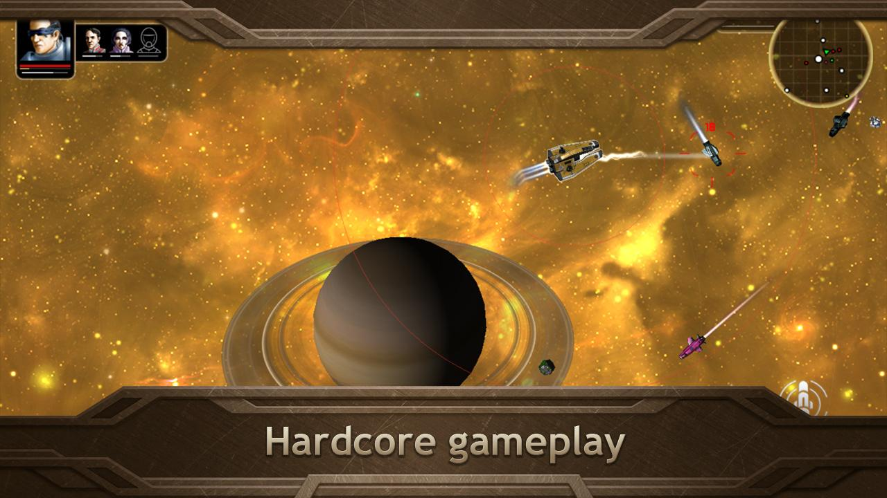 Plancon: Space Conflict- screenshot