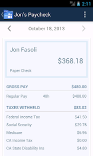 Online Payroll- screenshot thumbnail