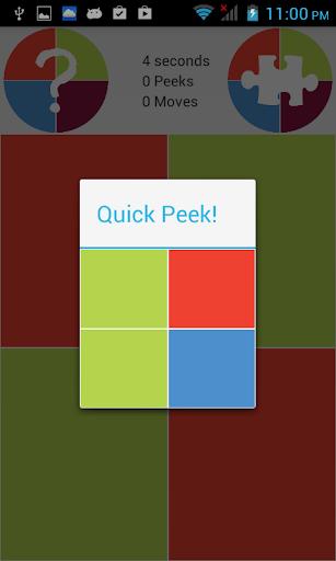 MemoCubes-A Memory Puzzle Game