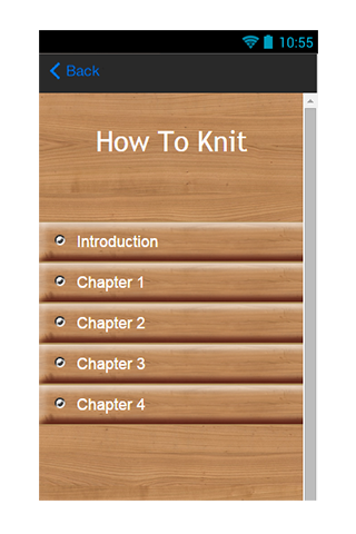 【免費生活App】How To Knit Guide-APP點子