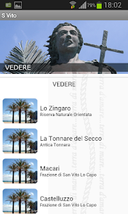 San Vito Lo Capo- screenshot thumbnail