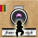 InstaFrame Style Pro icon