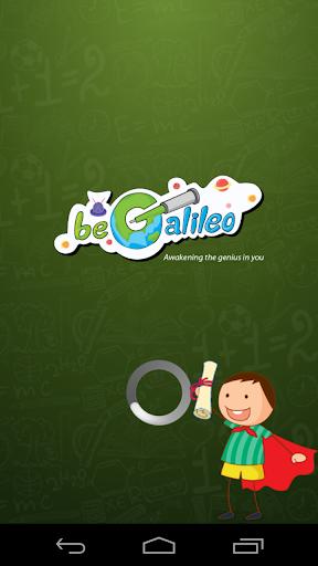 beGalileo - Math platform