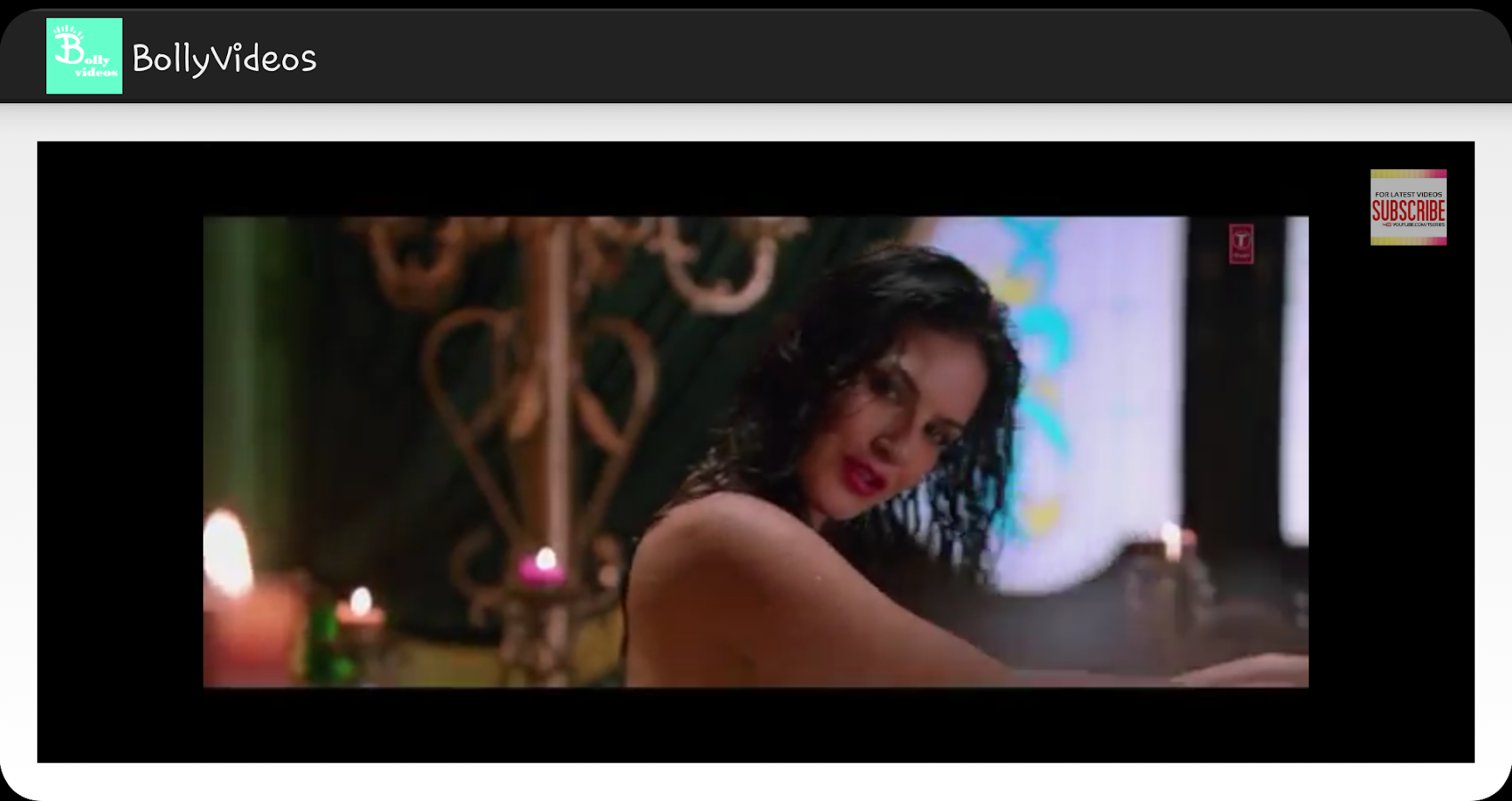 BollyVideos -Bollywood Videos- screenshot