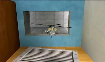 Screenshot of Helidroid 2 : 3D RC Helicopter