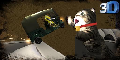 RC人力車賽車