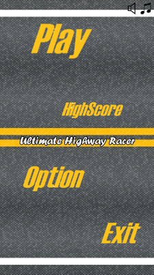 Ultimate Highway Racer - screenshot