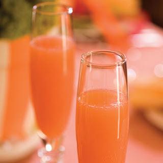 Blushing Mimosas.