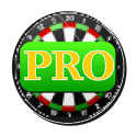 Dart ScoreCard PRO (No ads) icon