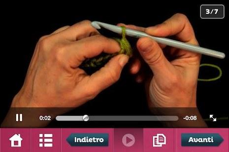 iPunti di Maglia e Uncinetto - screenshot thumbnail