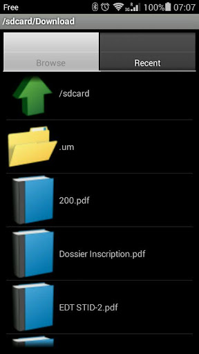 PDF文档阅读器
