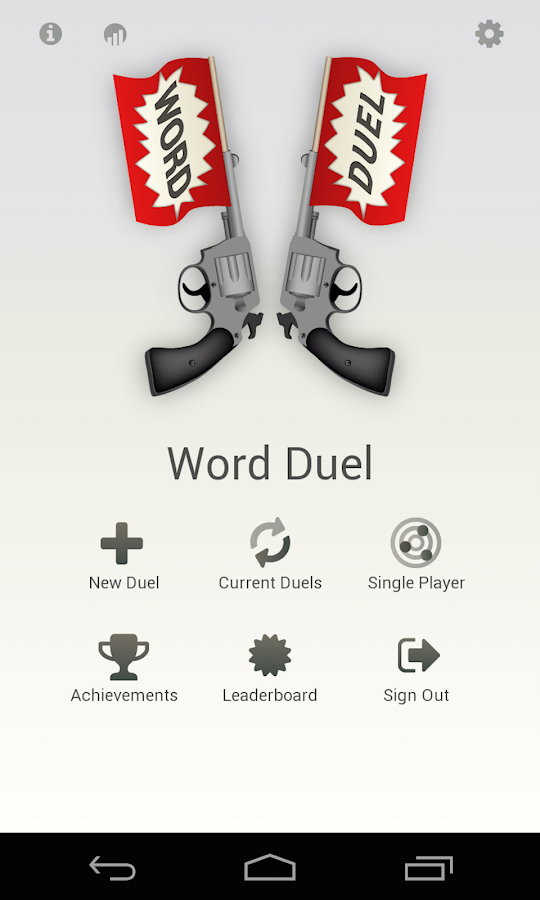 Word Duel Pro- screenshot
