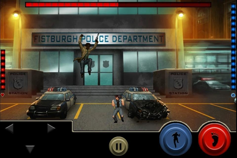 Roundhouse - screenshot