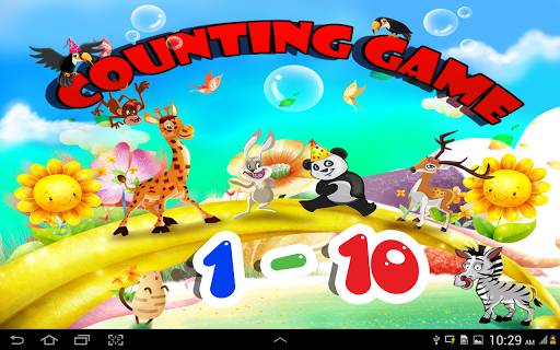 Jungle Story Counting