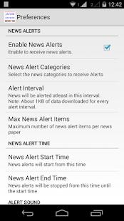 Malayalam News Alerts & Live TV - náhled