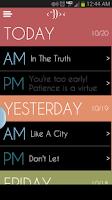 Screenshot of Daily Bible Devotion