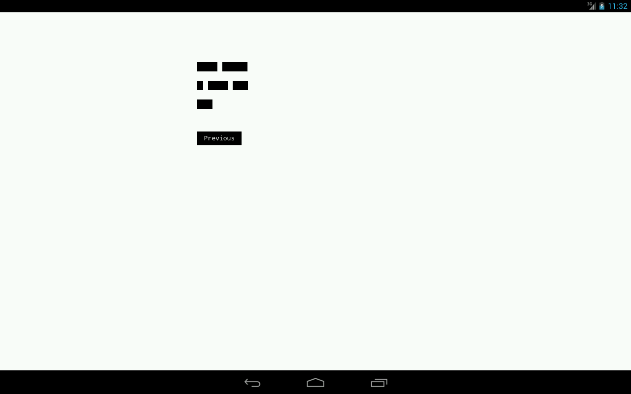 Blackbar- screenshot