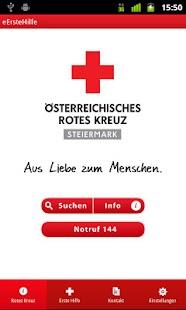 eErsteHilfe - Rotes Kreuz - screenshot thumbnail