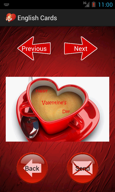 Valentines Day Cards SMS Android Apps on Google Play – Images for Valentine Day Cards