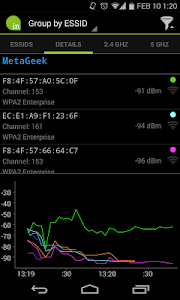 inSSIDer v4.0.2.9