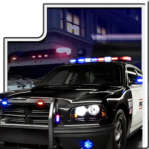 FBI SEDAN – Police Parking for PC and MAC