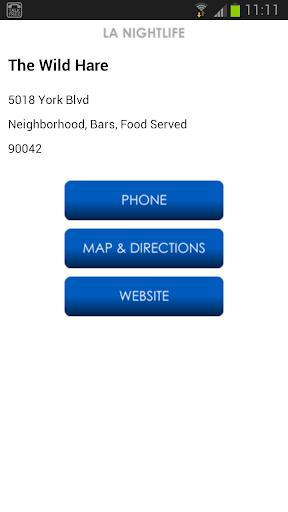 玩免費旅遊APP 下載Los Angeles Nightlife Guide app不用錢 硬是要APP
