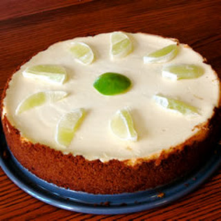Key Lime Cheesecake II.