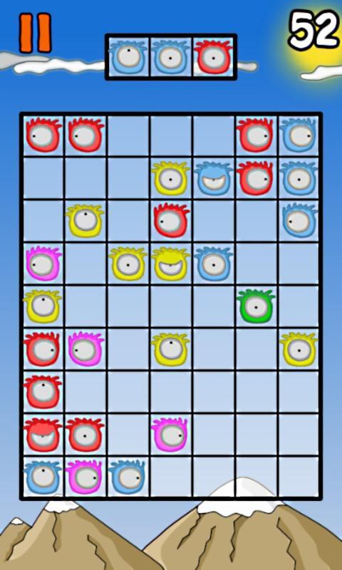Color Cyclopes- screenshot
