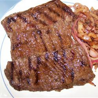 China Lake Barbequed Steak