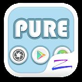 Pure Theme - ZERO launcher